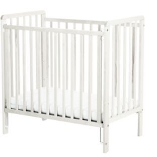 Buy Saplings Space Saver Cot - White at Argos.co.uk - Your Online Shop for Cots and cribs.L92 W54 £99