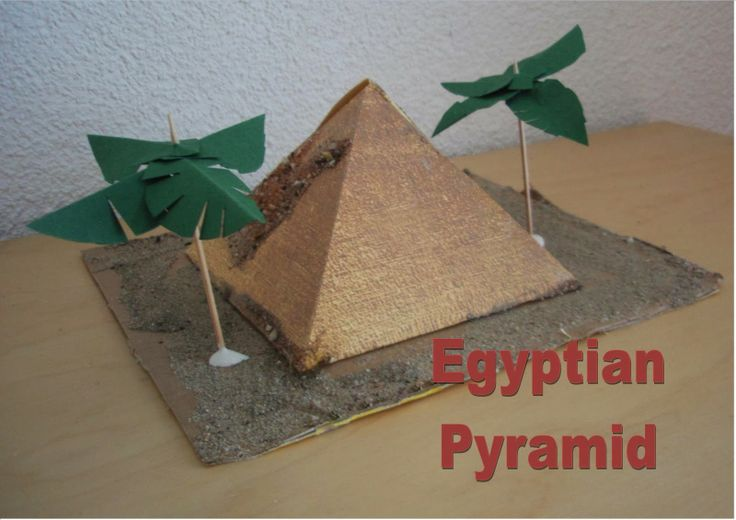 Mothers Madness: Egyptian Pyramid