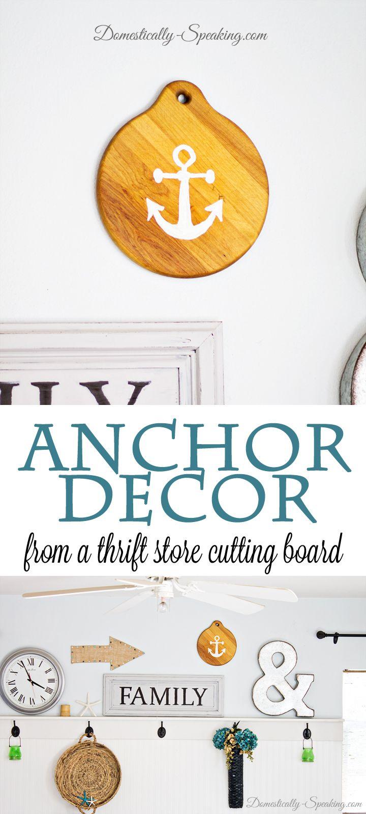 Best 20 Anchor home decor ideas on Pinterest Anchor bathroom
