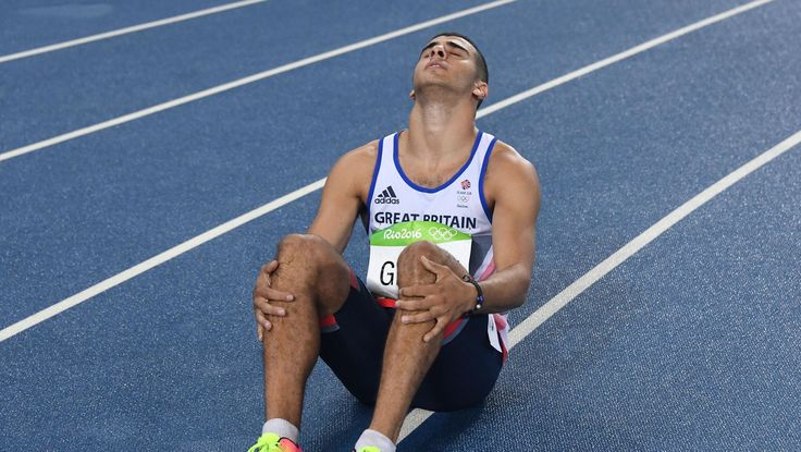 Adam Gemili is struggling to deal with missing the podium by three thousands of…