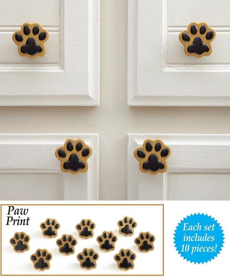 Dog Cabinet Knobs
