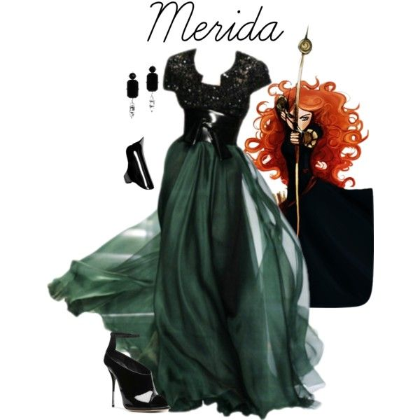 """Merida"" by alyssa-eatinger on Polyvore"