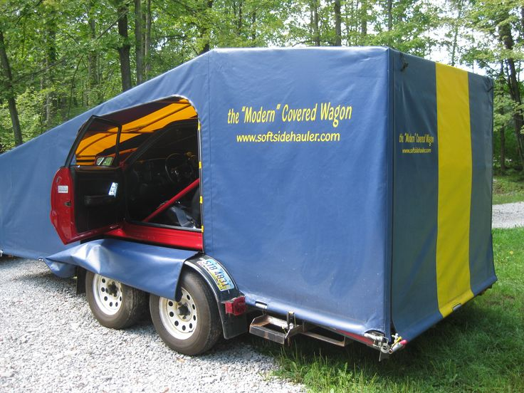 10 Best Enclosed Car Trailer  Soft Side Convertable