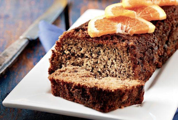 Νηστίσιµο κέικ πορτοκαλιού των 5'