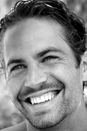 R.I.P. Paul Walker <3  That smile is so beautiful, you can feel the joy in his soul when you look at  it!!! Rest in Peace !!!
