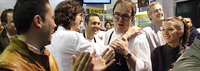 Matías Fernández del restaurante Quinoa de Falset, Tarragona,