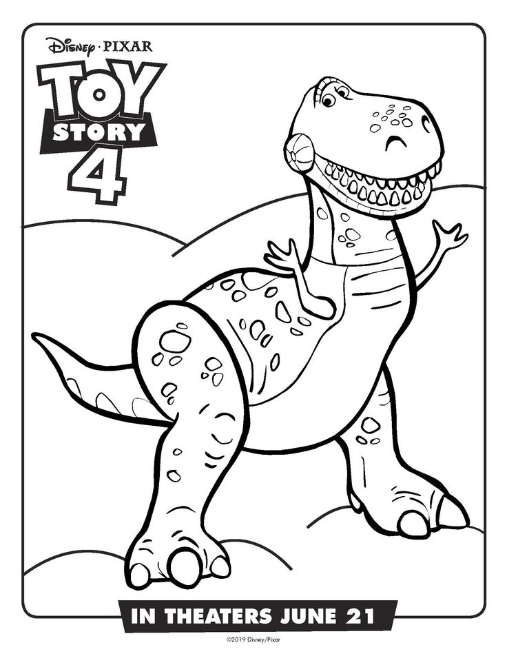 48++ Coloring pages for kids toy story 4 ideas