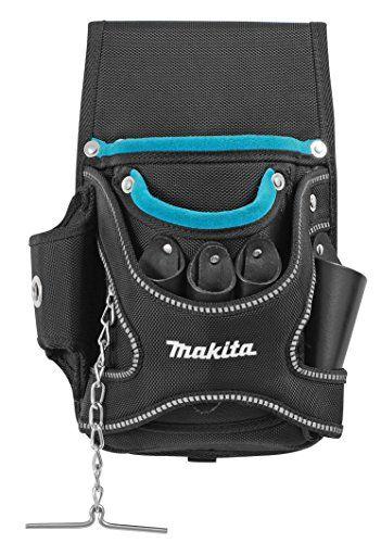 Makita P-71738 Electrician Tool Bag - Black