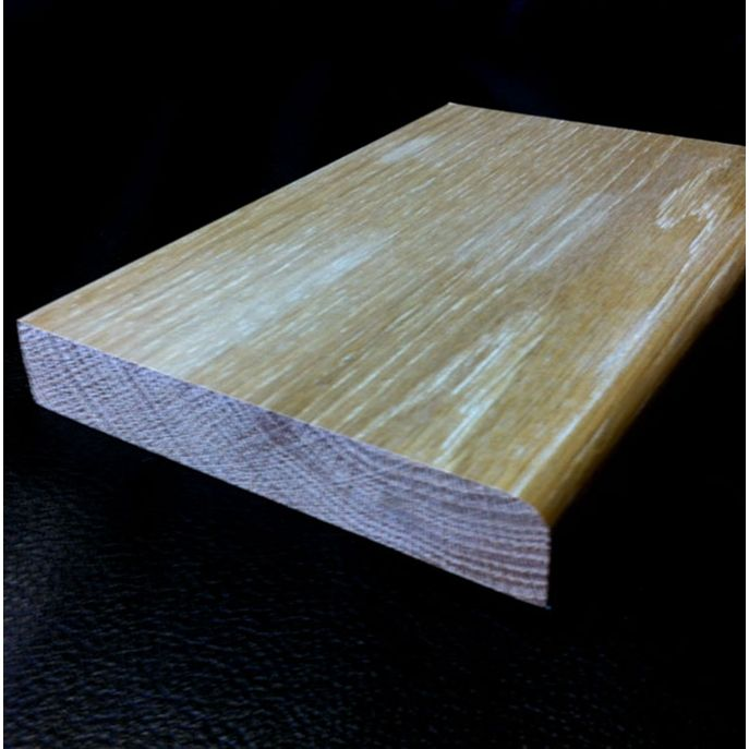 The Solid Pencil Round #Skirting Board is perfect for covering the expansion gap around the perimeter of the room. #SourceWood