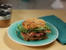 Country music group Little Big Town's Kimberly Schlapman shares her recipe for buttermilk biscuits flavored with cheddar cheese and bacon.