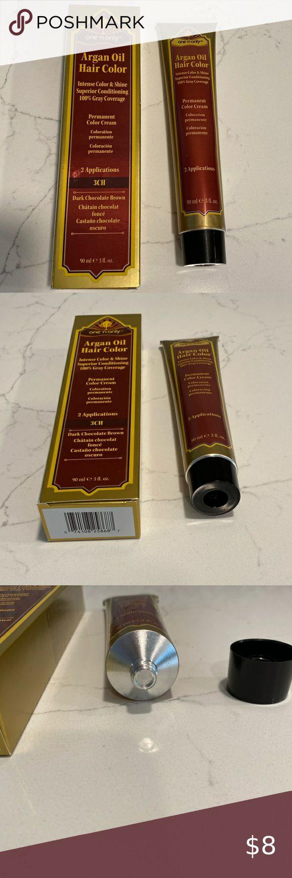 One N Only Argan Oil Hair Color 3ch Argan Oil Hair Color Argan Oil Hair Hair Color