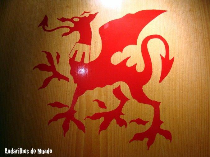 País de Gales - brasão