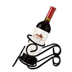 Suport vin pentru o sticla