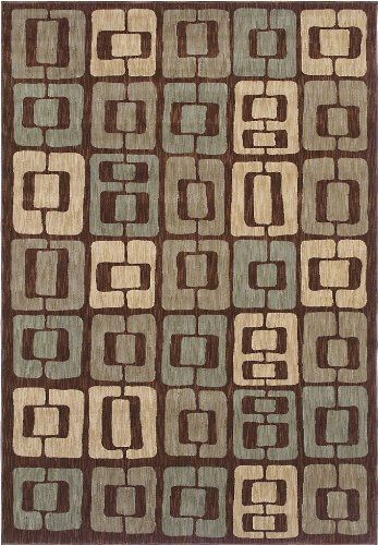 """Shaw Rug Angela Adams Woven Collection Munjoy 2' 6"""" X 7' 9"""" by Shaw. $249.00. Machine woven of heat-set olefin fiber.. Seared edges to prevent unraveling. Most value for the price. Highest quality.. Fade resistant for lasting beauty and performance.. Material is made of 100% Recyclable Printed Nylon.. Angela Adams is a casual modern luxury brand devoted to comfort, quality, and craftsmanship.  Angela's designs are known for their sense of timelessness, simplicity and balance, ..."""