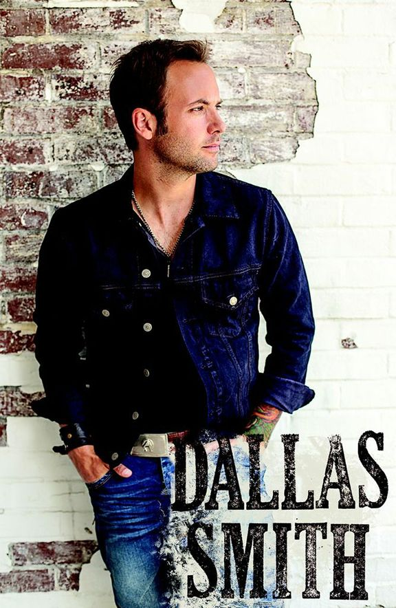 Dallas Smith AUTOGRAPHED Poster
