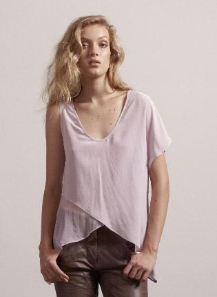 Etherial Silk Top