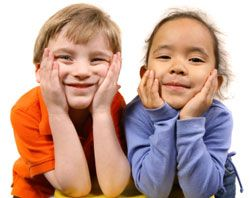 Preschoolers (3-5 years of age) positive parenting tips