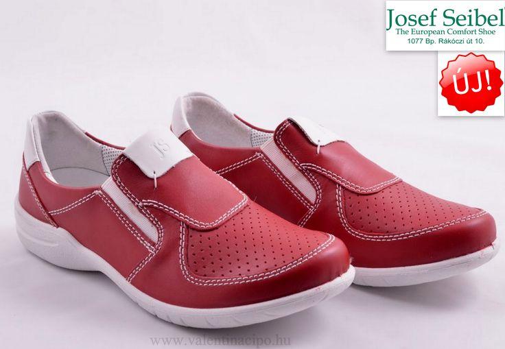 Josef Seibel női félcipő kivehető talpbetéttel rendelkezik, a még kényelmesebb lépések érdekében :)  http://valentinacipo.hu/josef-seibel/noi/piros/zart-felcipo/134544417  #Josef_seibel #josef_seibel_cipőbolt #josef_seibel_webshop