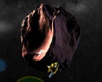 New Horizons on track to pass Kuiper 2014 MU69 within 12000 kms in 2019