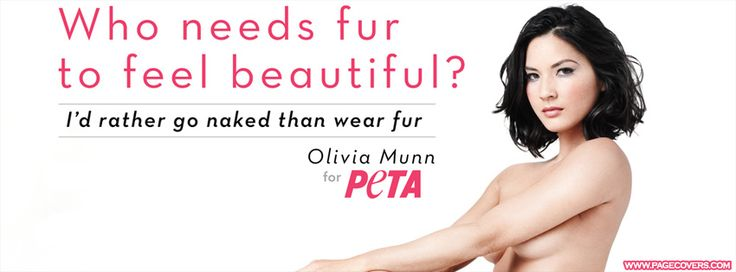 Peta Olivia Munn Cover