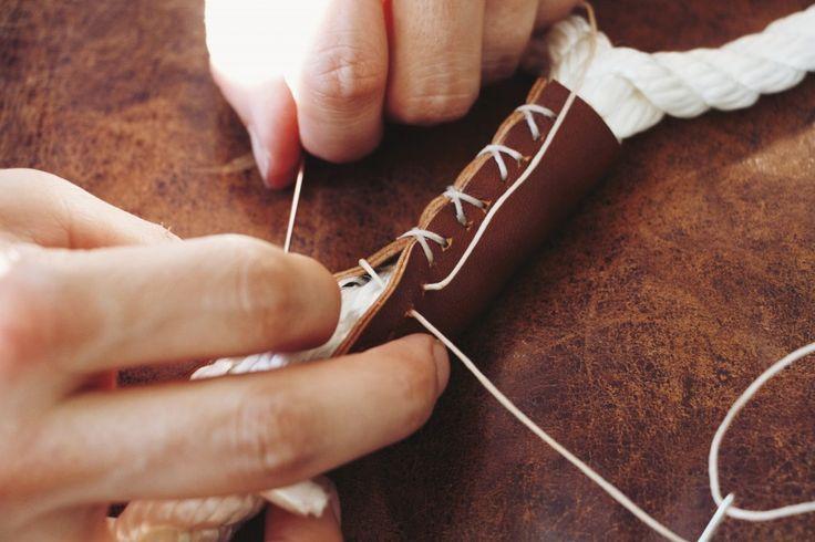 Made: DIY Rope Dog Leash / Wildlandia