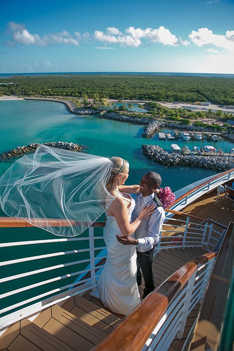 Sail to newlywed paradise with Disney Cruise Line