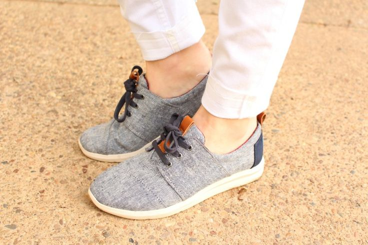 Stitch Fix Toms Del Rey Chambray Sneakers
