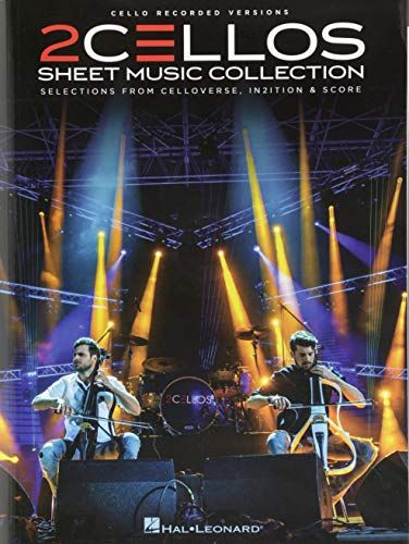 DOWNLOAD PDF] 2Cellos Sheet Music Collection Selections from