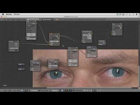 Sharpening Renders and Images with Blender's Compositor - YouTube