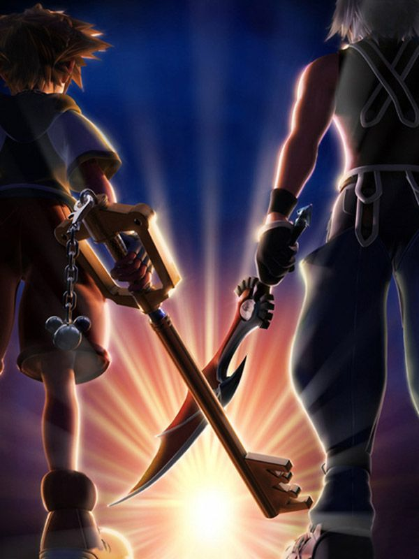 Kingdom Hearts 3D: Dream Drop Distance Screen on http://www.majestichorn.com/2012/03/kingdom-hearts-3d-dream-drop-distance-screen/