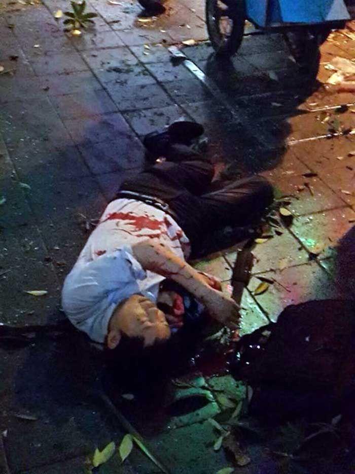 Bangkok Blast