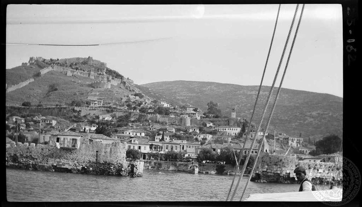 Naupaktos. Fort (near); 1925; Dorothy Burr Thompson.