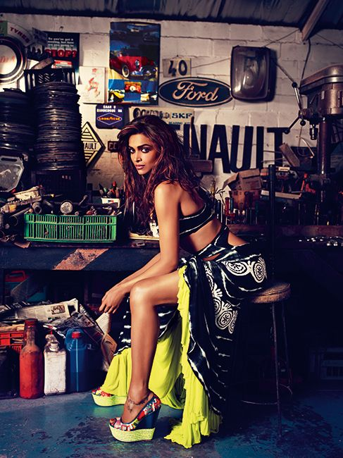 James Meakin for Vogue India, June 2012