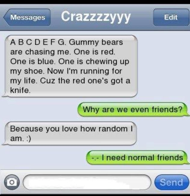Ha that some thing new to text my friend now :)