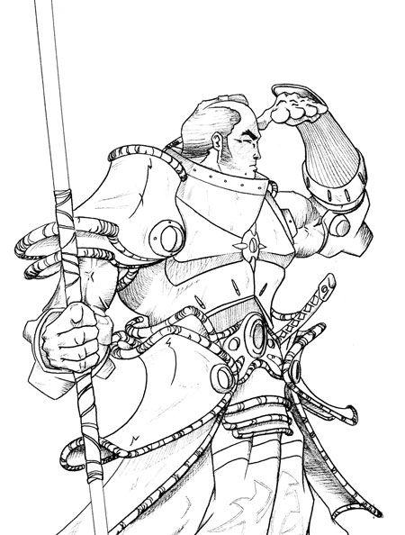 coloring pages of a samurai warrior | Samurai Warriors 2 Coloring Pages Coloring Pages