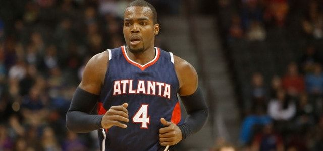 Paul Millsap - Atlanta Hawks - Mike Budenholzer - Dwight Howard