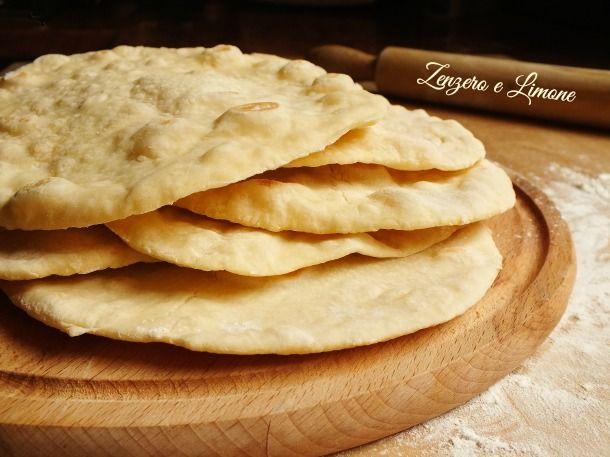 PANE NAAN | ricetta pane indiano