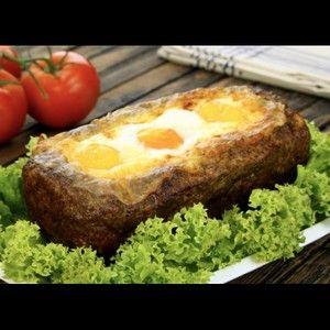 Рецепт, который своей красотой, вкусом и легкостью приготовления запросто отодвинет все остальные блюда из фарша на второй план!