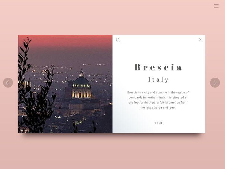 Bresica Italy by Joe Jordan