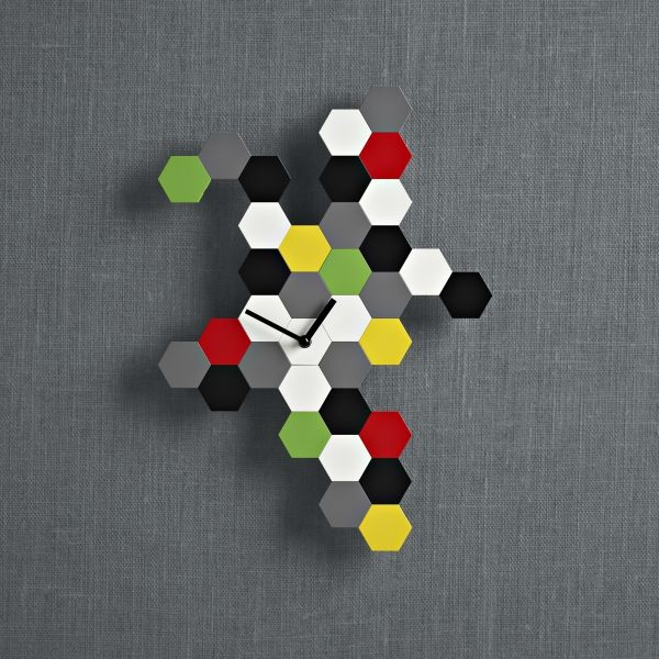 SMYCKE Wall Clock From IKEA Oh My God This Would Make An Amazing Settlers Of Catan