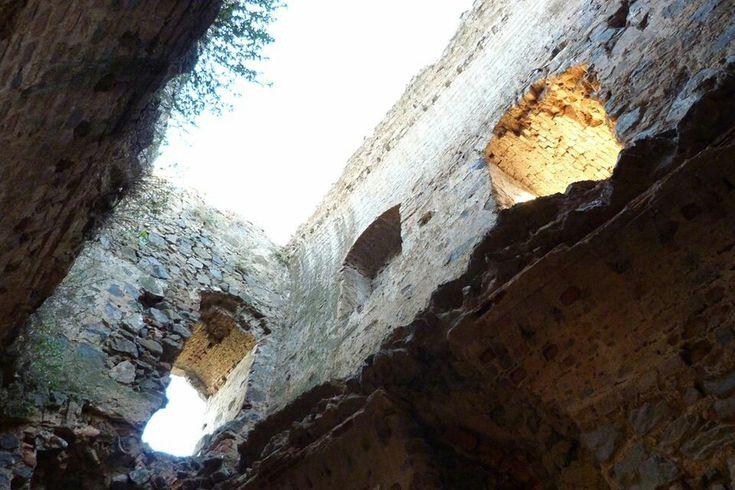 Castillo por dentro