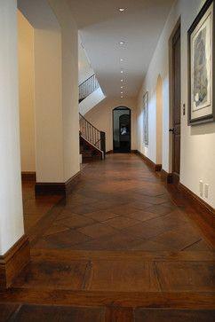 California Mediterranean Floor Detailing - mediterranean - floor tiles - san francisco - Lisa Joyce Design
