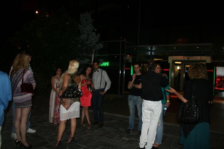 Group photo from Brasov, Romaina.