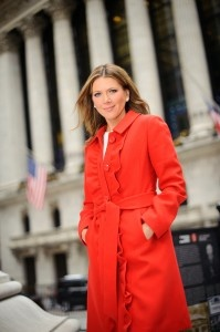 Trish Regan -- From opera to business #journalism