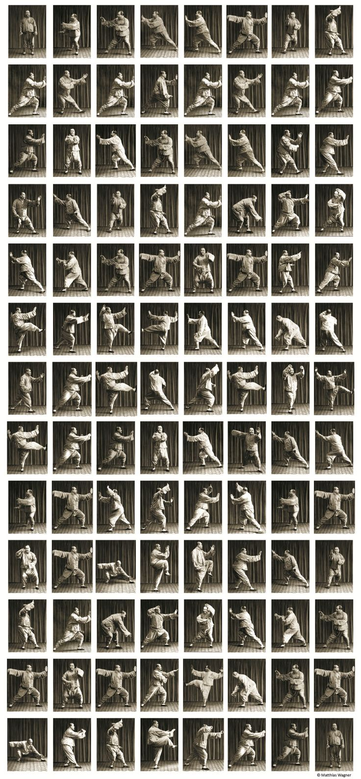 47 best Tai Chi Yang 108 mouvements images on Pinterest   Martial ...