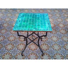 Fyrkantiga mosaikbord v