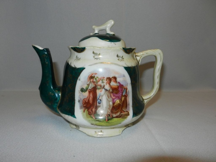 482 Best Images About Collection Of Teapots On Pinterest