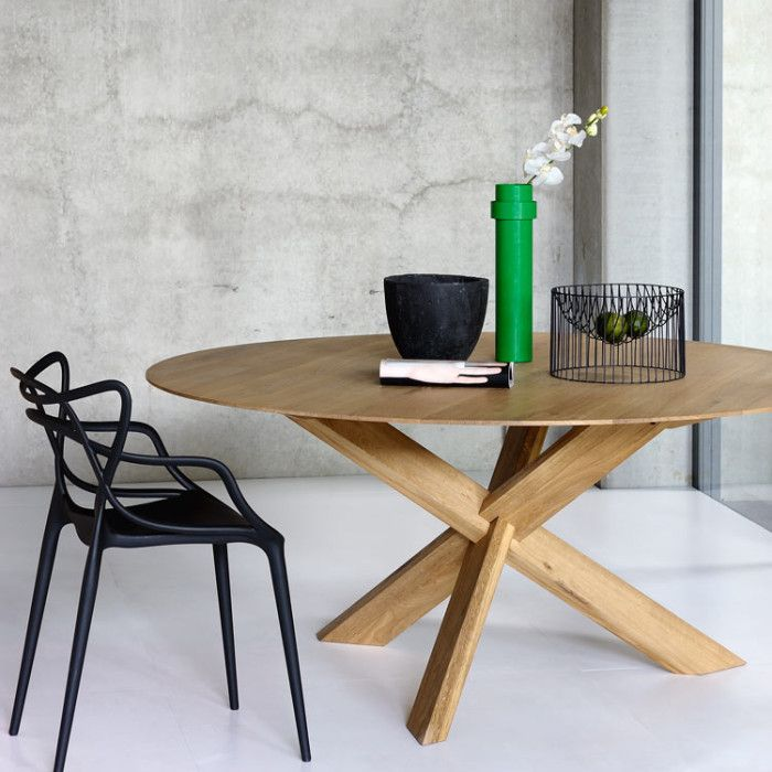 Round Dining Tables 11 Decorative And Classy Designs