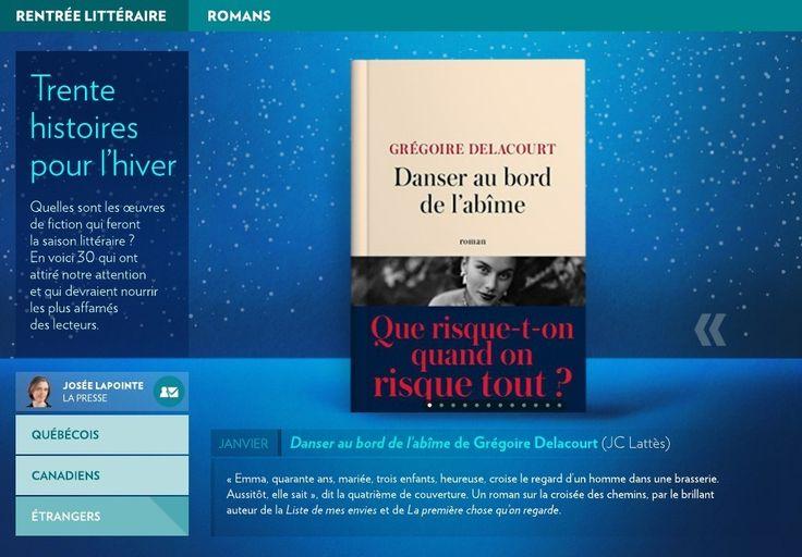 30 histoires pour l'hiver - La Presse+