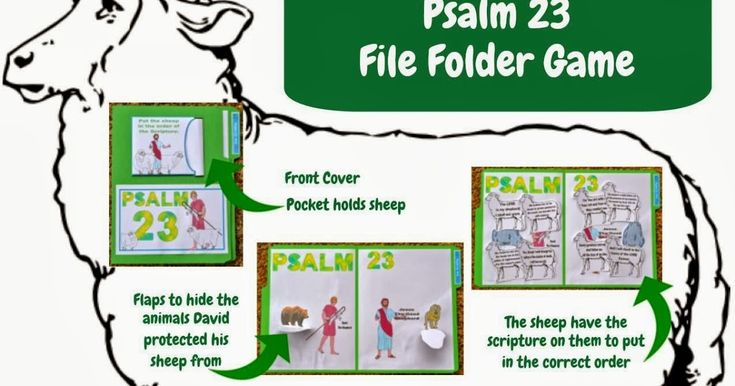 36 best david images on pinterest kids church sunday school and psalm 23 by david the shepherd fandeluxe Choice Image